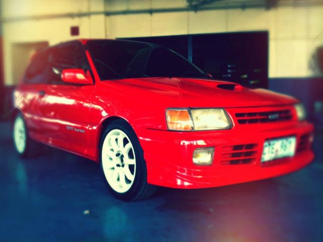 Image of Toyota Starlet GT Turbo