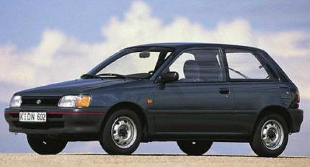 Image of Toyota Starlet P8