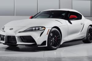 Picture of Toyota Supra (Mk V)