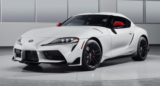 Image of Toyota Supra