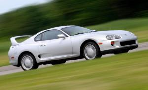 Photo of Toyota Supra RZ Mk IV