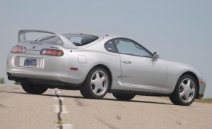 Photo of Toyota Supra RZ