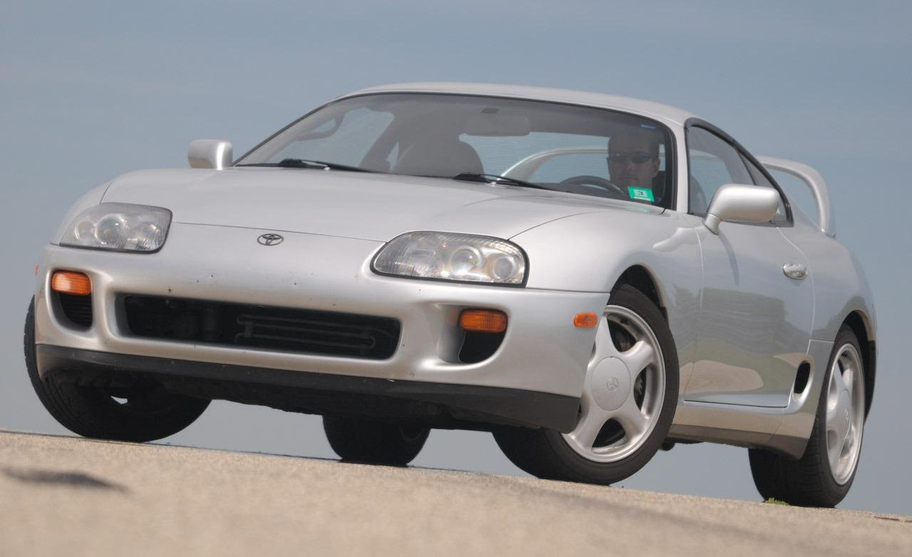 toyota supra rz laptimes specs performance data. Black Bedroom Furniture Sets. Home Design Ideas