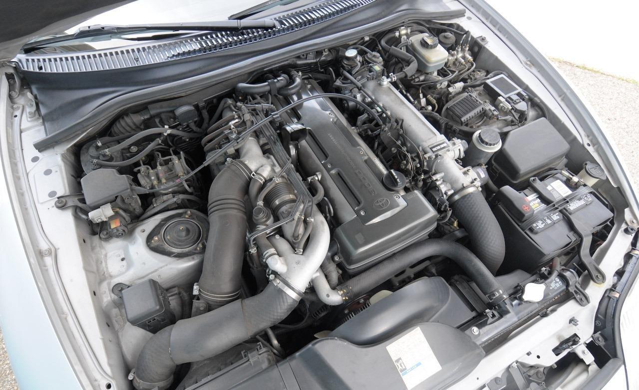 Toyota Supra Rz Laptimes Specs Performance Data 1994 3 0 V6 Engine Diagrams Photo Of