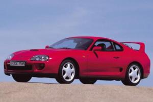 Picture of Toyota Supra RZ (Mk IV)