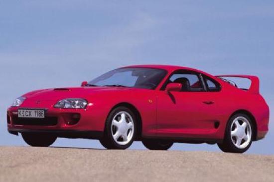 Image of Toyota Supra RZ