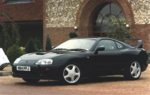 Photo of Toyota Supra Twin Turbo Mk IV UK spec