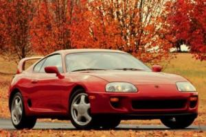 Picture of Toyota Supra Twin Turbo (Mk IV UK spec)