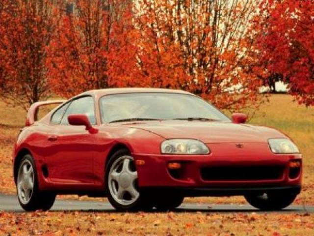 Image of Toyota Supra Twin Turbo