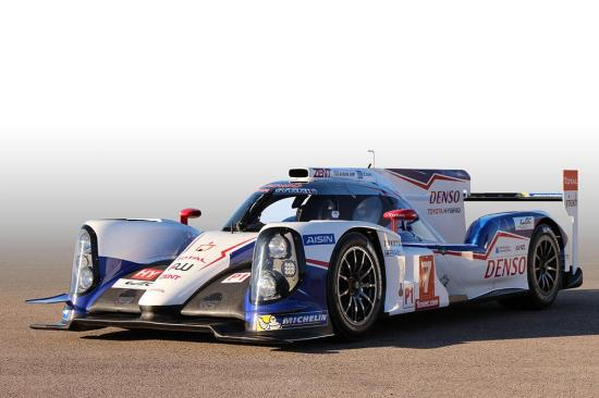 Image of Toyota TS040