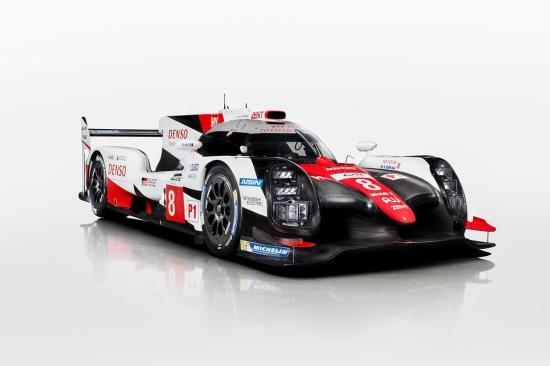 Image of Toyota TS050