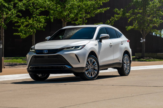 Image of Toyota Venza Hybrid