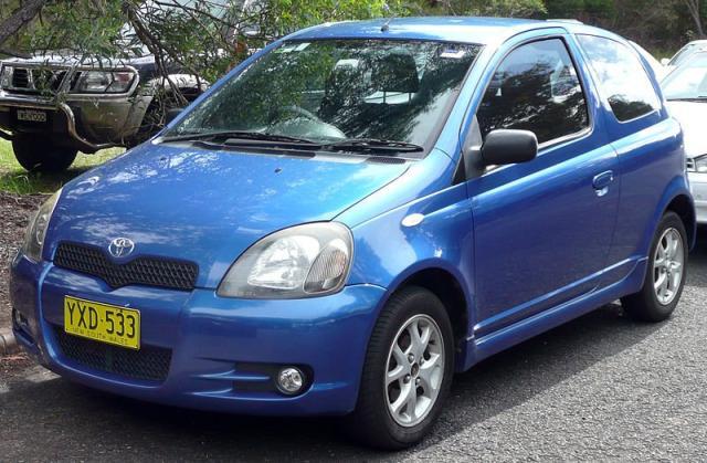 Image of Toyota XP10 Echo Sportivo