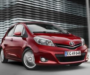 Picture of Toyota Yaris 1.3 VV-T