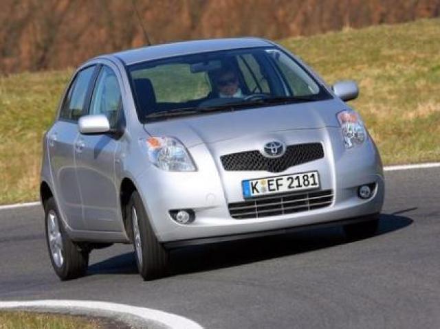 Toyota Yaris 1 3 VVT-i laptimes, specs, performance data