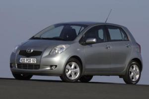 Picture of Toyota Yaris 1.4 D-4D