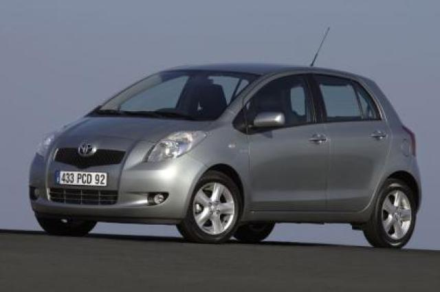 Image of Toyota Yaris 1.4 D-4D