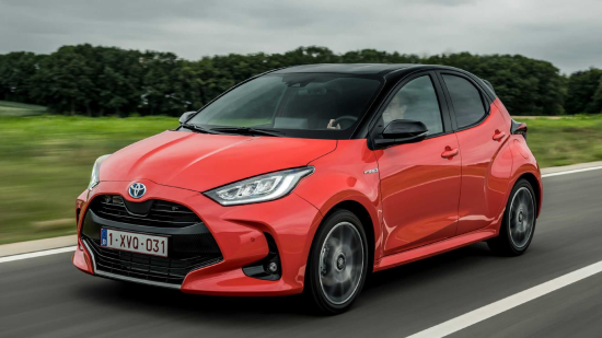 Image of Toyota Yaris 1.5 Hybrid