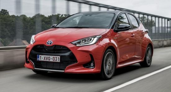 Image of Toyota Yaris 1.5
