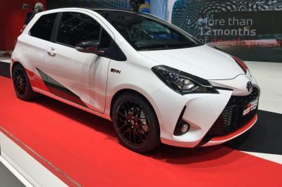 Image of Toyota Yaris 1.8 GRMN