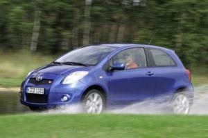 Picture of Toyota Yaris 1.8TS
