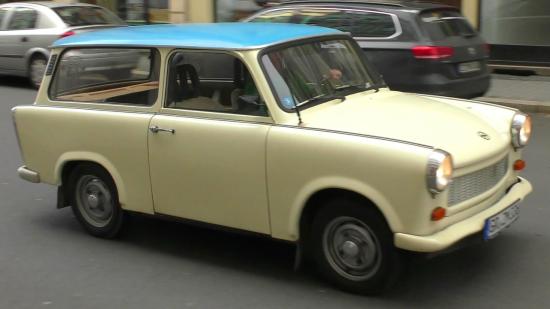 Image of Trabant 601 Universial