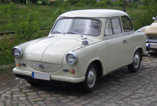 Image of Trabant P50