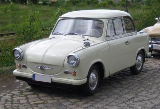 Image of Trabant P50