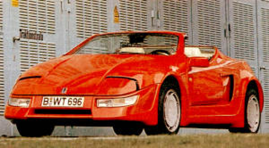 Image of Treser T1 Coupe