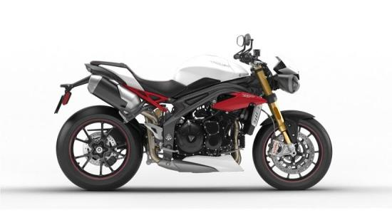 Image of Triumph Speed Triple R