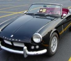 Picture of Triumph Spitfire