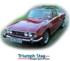 Picture of Triumph Stag