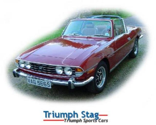 Image of Triumph Stag