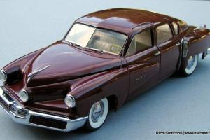 Picture of Tucker Torpedo Tin Goose