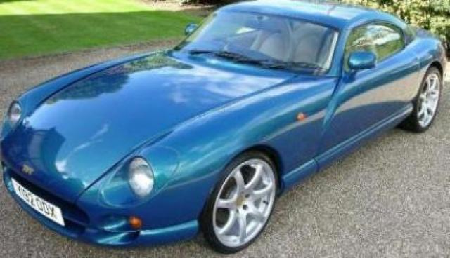 Image of TVR Cerbera Speed Six