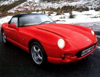 Image of TVR Chimaera
