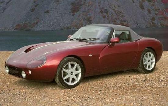 Image of TVR Griffith 500
