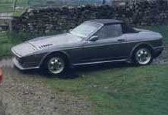 Image of TVR SX350i