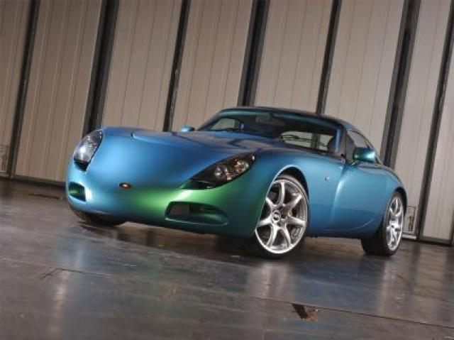 Image of TVR T350C