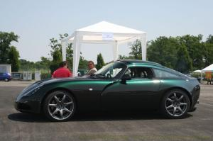 Photo of TVR T350t Red Rose LW