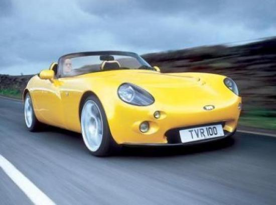 Image of TVR Tamora