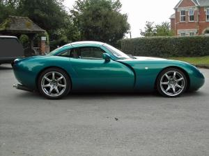 Photo of TVR Tuscan S