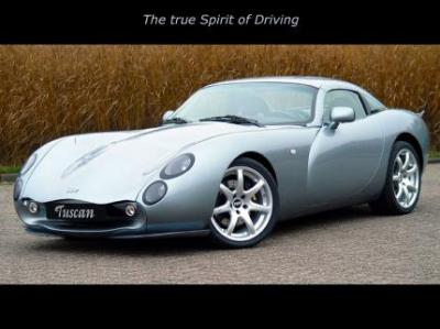 Image of TVR Tuscan S