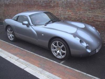 Image of TVR Tuscan Speed Six