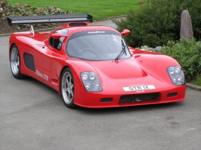 Image of Ultima GTR 640
