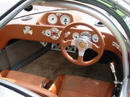 Image of Ultima GTR 720