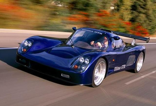 Image of Ultima GTR