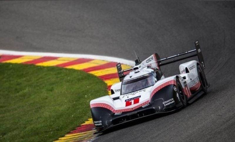 Cover for Unrestricted Porsche 919 Hybrid sets lap record on Spa