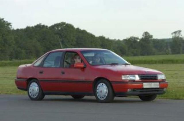 Image of Vauxhall Cavalier SRi
