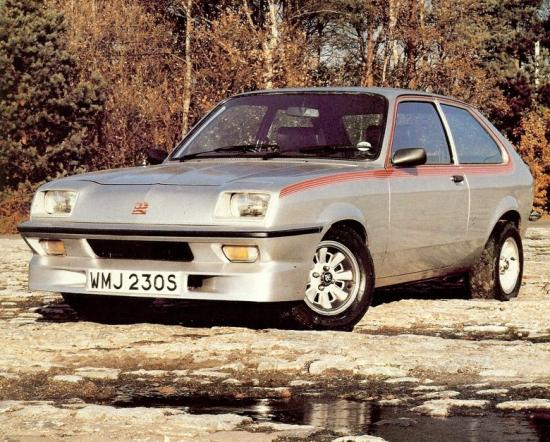 Image of Vauxhall Chevette 2300 HS
